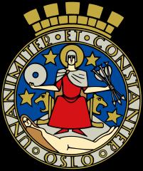 Kommunevåpenet til Oslo