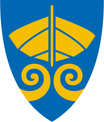 Kommunevåpenet til Bjørnafjorden
