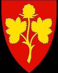 Kommunevåpenet til Nesseby