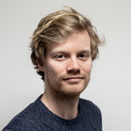 Bilde av Mads Nyborg Støstad